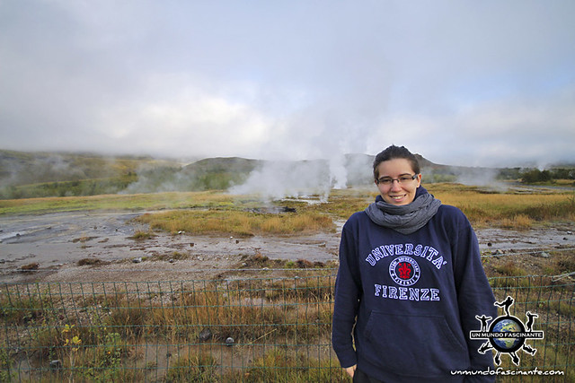 Strokkur - Geysir, Islandia.