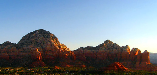 Red Rock Sunrise | by Buddha's Ghost