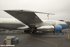 58-6970 - 17925 - US Air Force - Boeing VC-137B 707-153B Air Force One - The Museum Of Flight - Seattle, Washington - 131021 - Steven Gray - IMG_3680