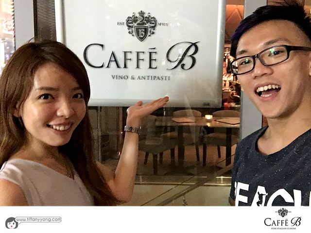 Caffe B Bar Tiff and Peps