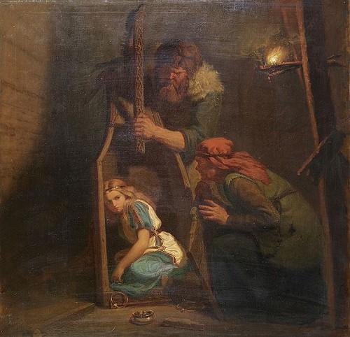 Aslaug harp