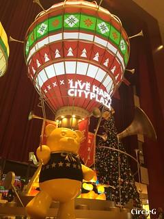 CIRCLEG 香港 太古 鰂魚涌 太古城 TAIKOO Cityplaza 熱氣球 2016聖誕 遊記 聖誕 2016  (8)