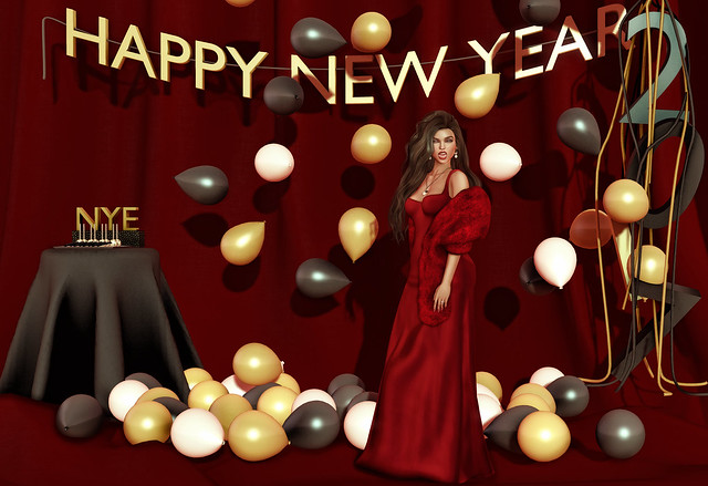 Happy 2017 Second Life Residents!