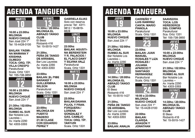 Punto Tango Enero 2017 Magazine 04