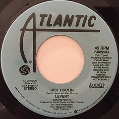 LEVERT:JUST COOLIN'(LABEL SIDE-A)