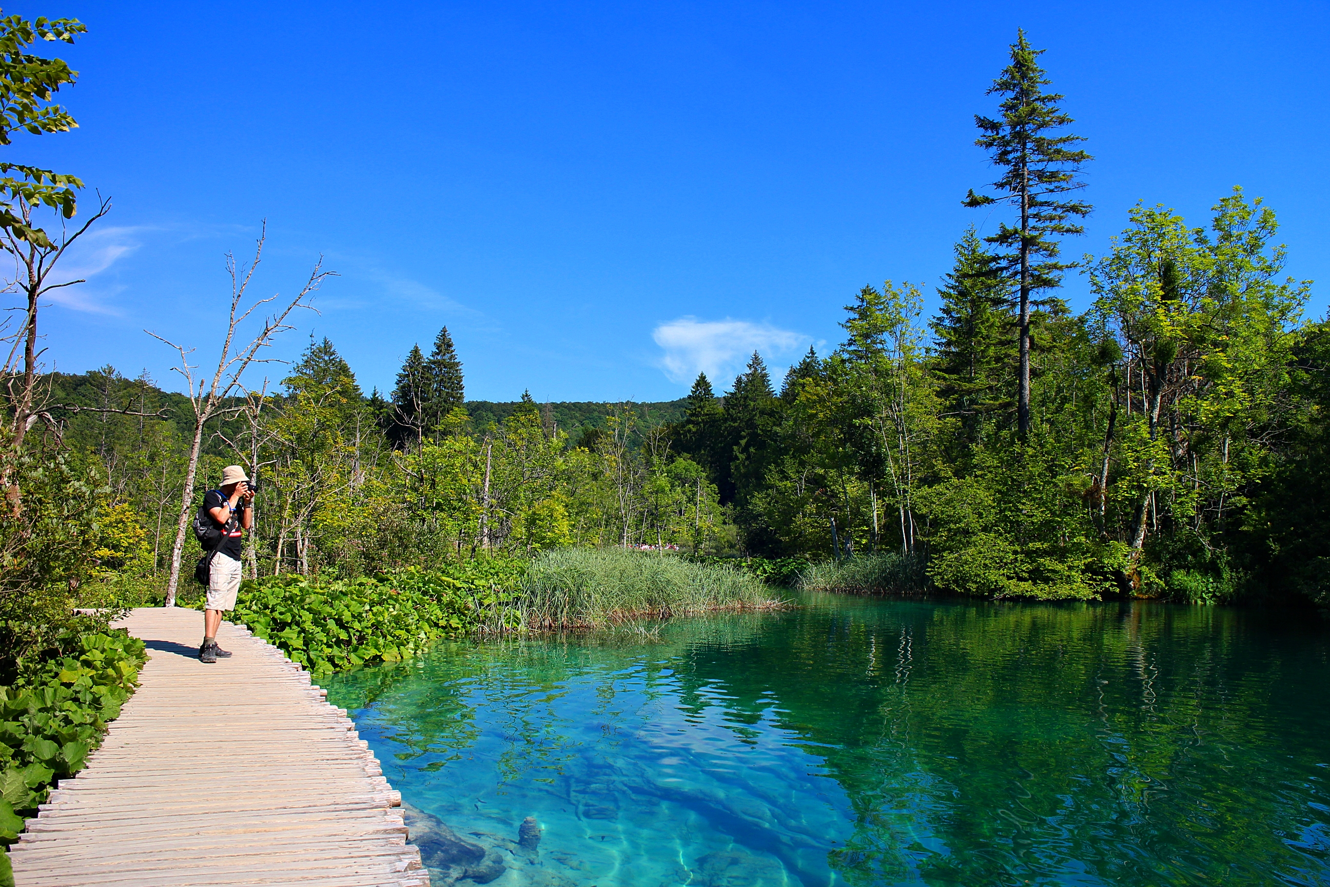 12_Plitvice Lakes National Park, Croatia