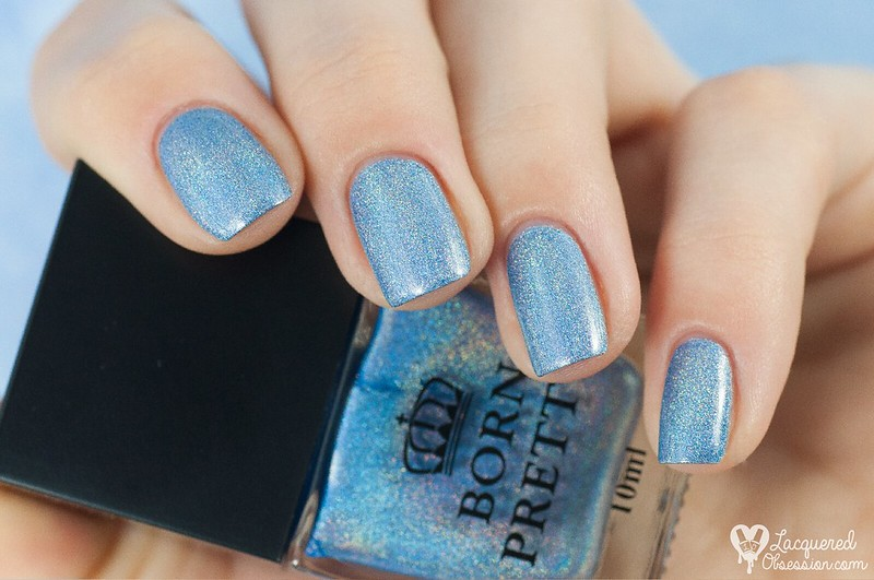 Born Pretty Store - Fly In The Sky + stamping