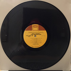 THE MIRACLES:DO IT,BABY(RECORD SIDE-B)