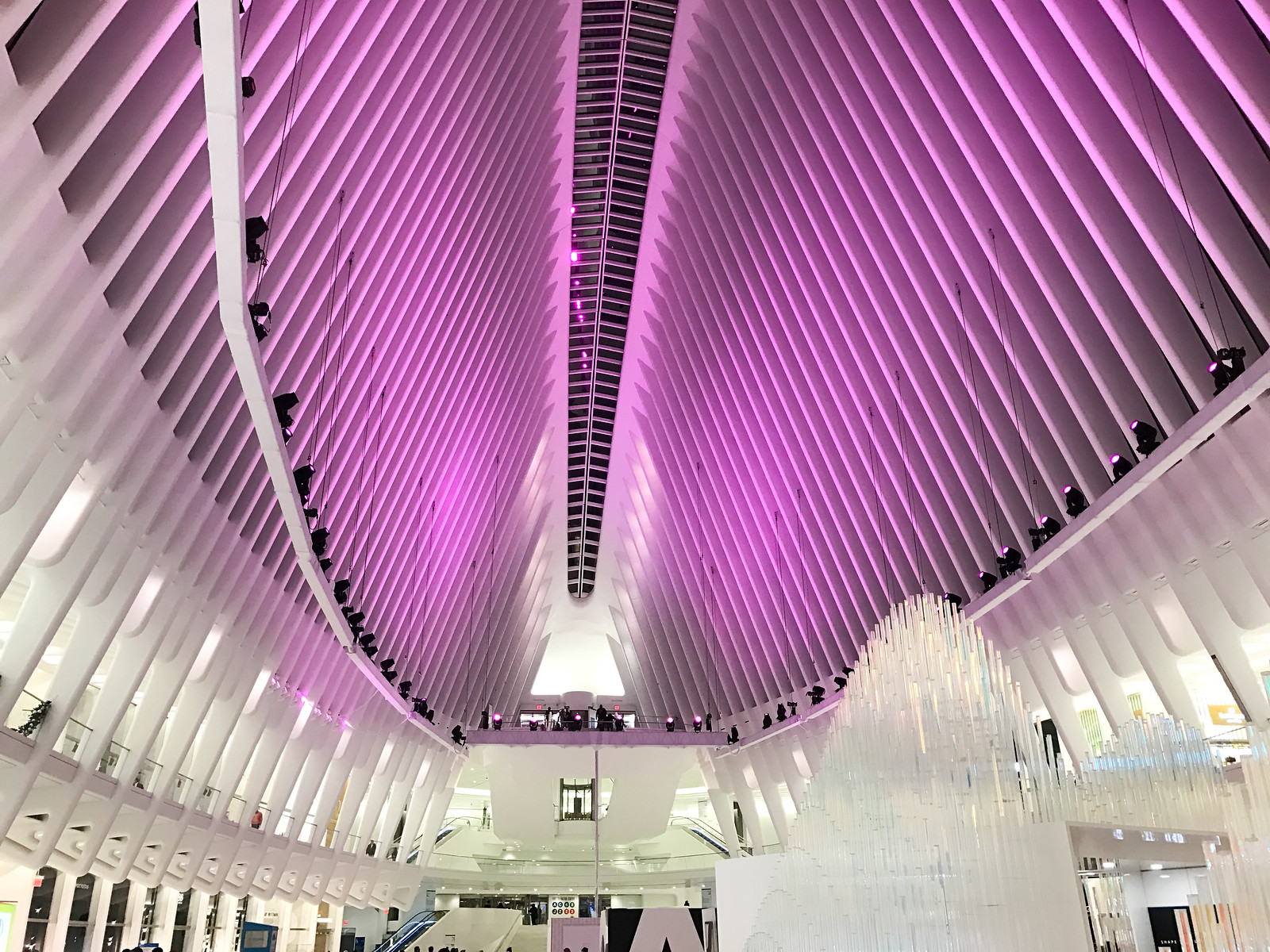 New York World Trade Center Transportation Hub 46m 150ft Com