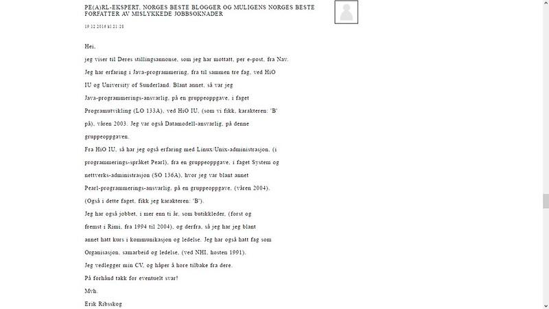 nettmobbing 20 desember