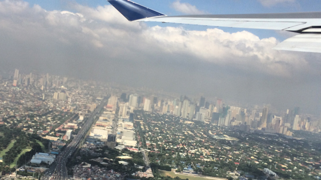 Philippines skyline 2
