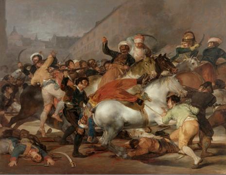 16l15 El dos de mayo de 1808 en Madrid Uti 465