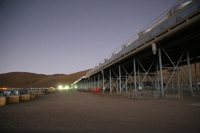 Proyecto Cerro Pabelón