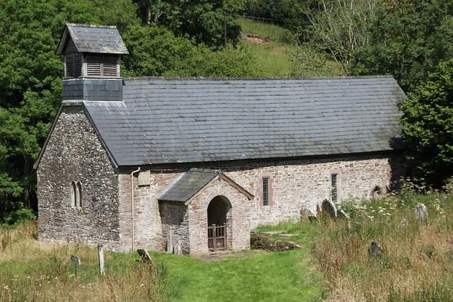 LLanelieu, Brecknockshire