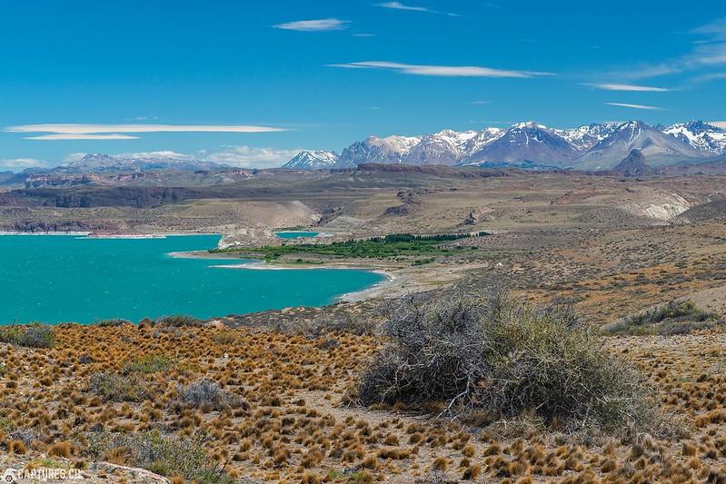 Lago Ghio - Valle Chacabuco