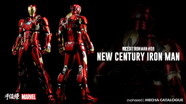 Sen-Ti-Nel – RE:EDIT IRON MAN New Century Iron Man