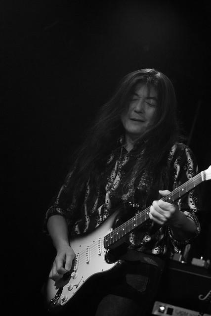 ROUGH JUSTICE live at Mission's, Tokyo, 14 Dec 2016 -00013
