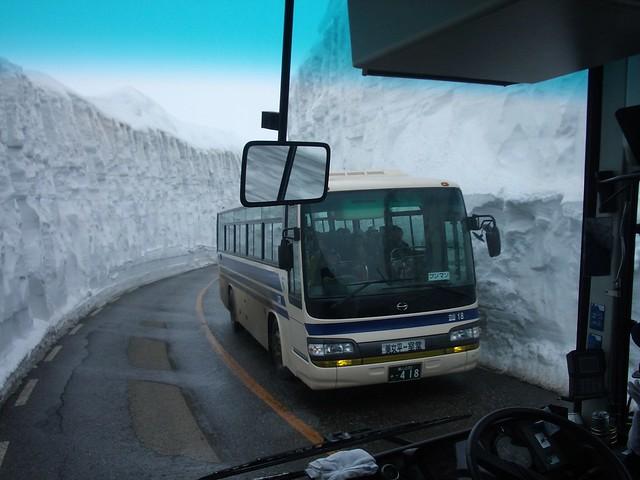 Tateyama-Kurobe Alpen Route #2