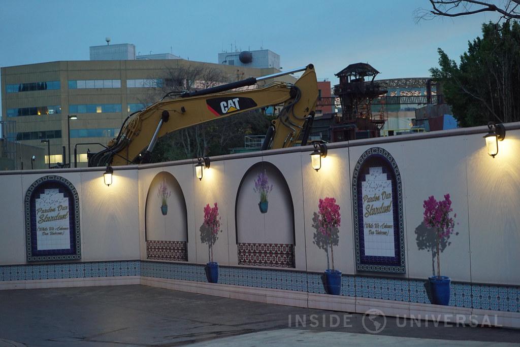 Photo Update: January 7, 2017 - Universal Studios Hollywood