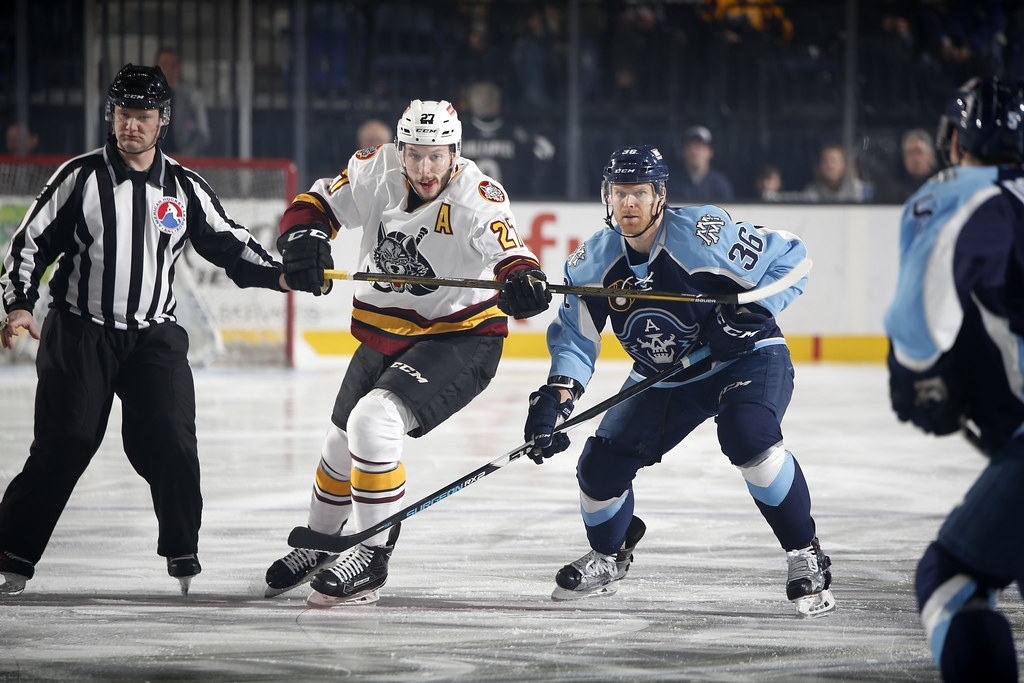 Dec. 22 vs. Milwaukee Admirals