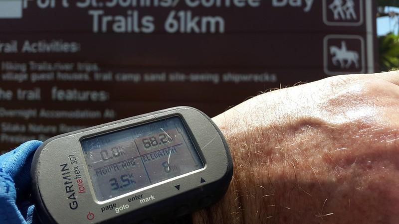 61 km's ?