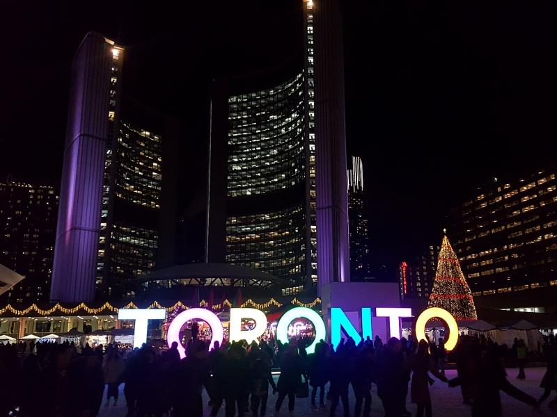 Nathan Phillips Toronto Holidays