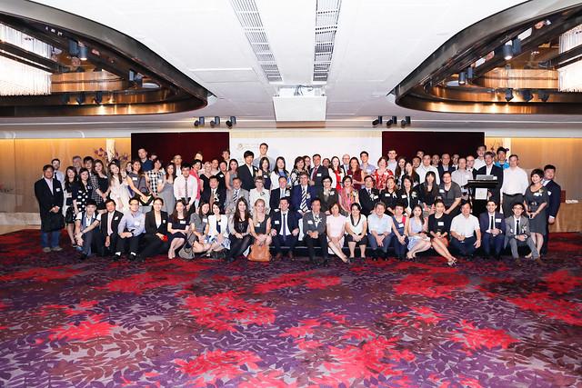 UQ Alumni Association Hong Kong - 20th Anniversary Celebration