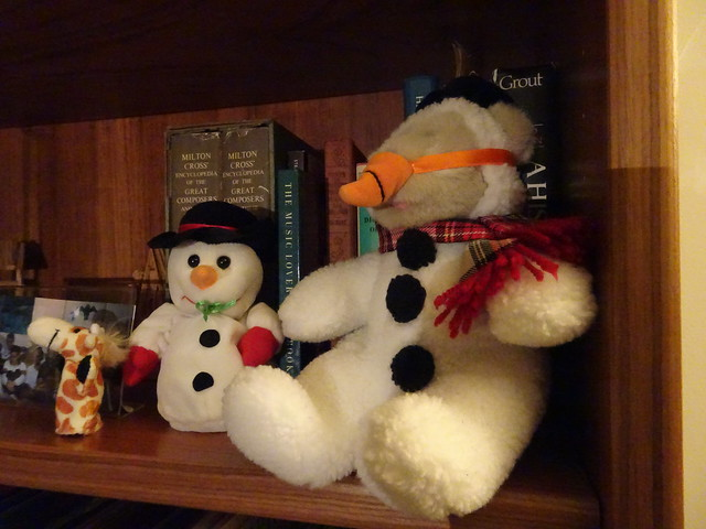 Seasonal Stuffed Animals