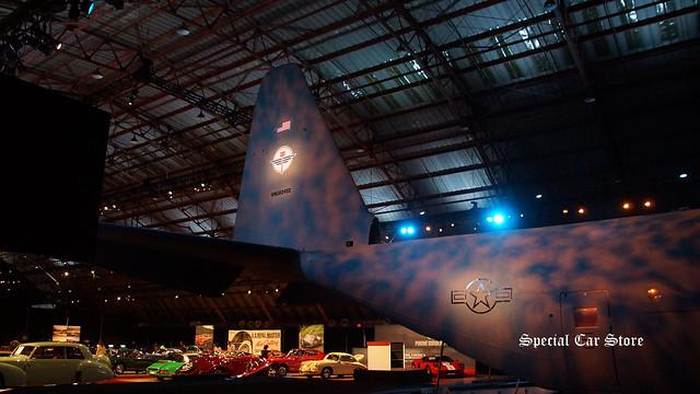 Auctions America California 2015 Barker Hangar