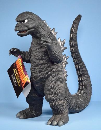 1974 Godzilla Vinyl Figure Bank