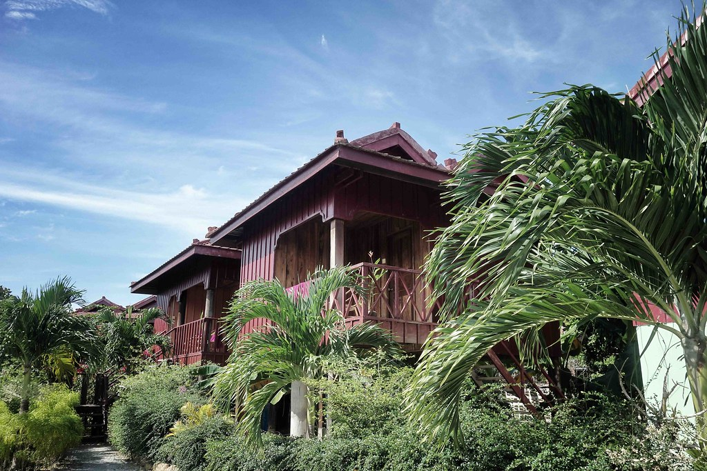 Kep - Khmer House Bengalow