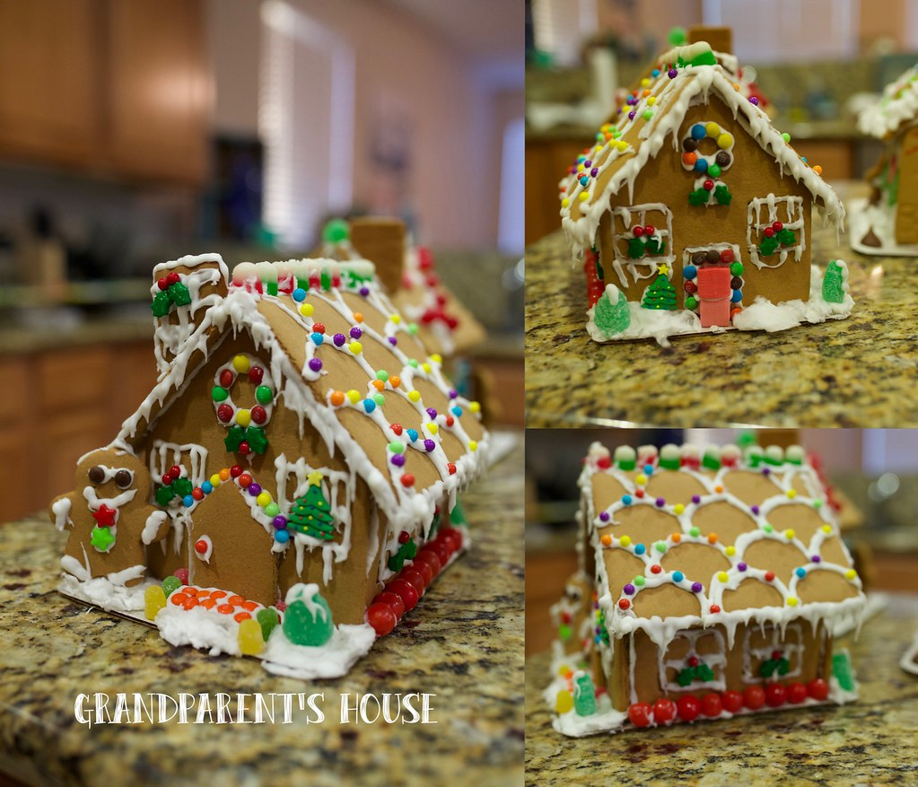 GingerBread house-G