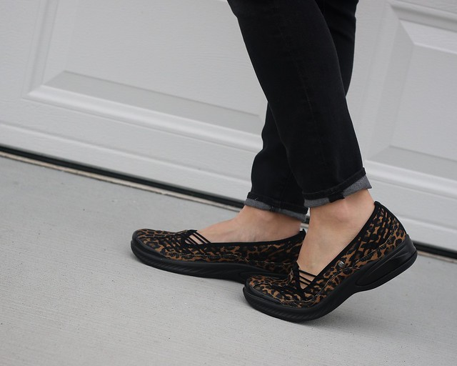 Bzees Nurture Slip ons; casual and comfortable
