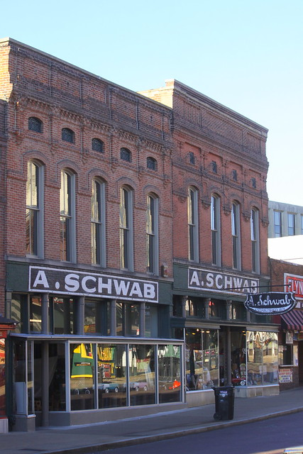 A. Schwab's Dry Goods Store - Beale St.