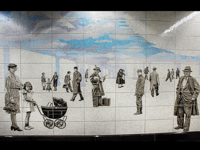 2nd Avenue Subway Art