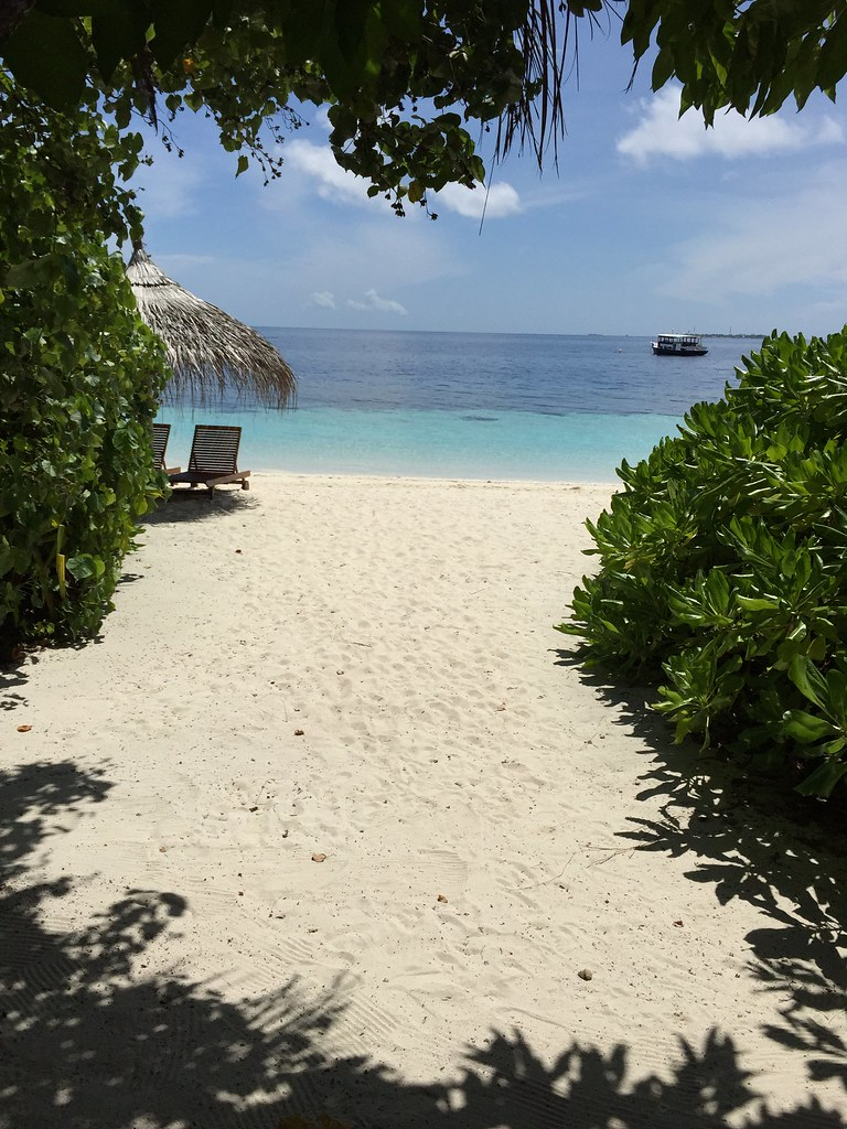 Robinson Club Maldives Beaches.