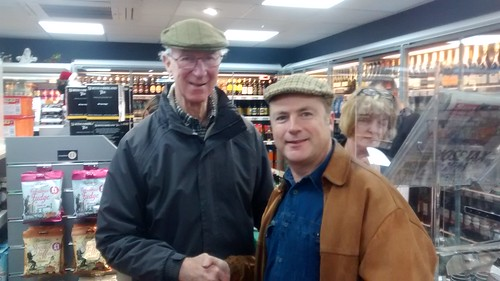 Jack Charlton at Simply Local Sunniside Dec 16