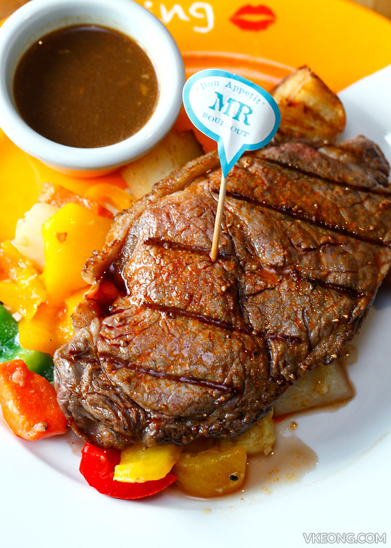 Souled Out Sirloin Steak
