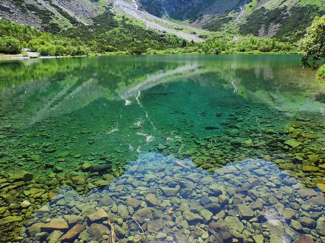 Best Photos Of 2016: Green Lake, High Tatras, Slovakia