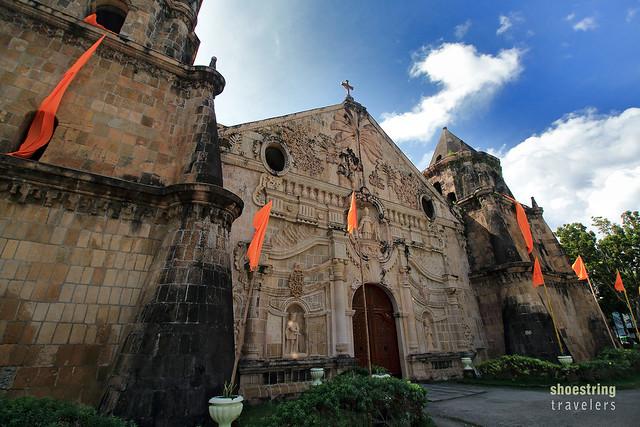 the Sto. Tomas de Villanueva Church in Miag-ao