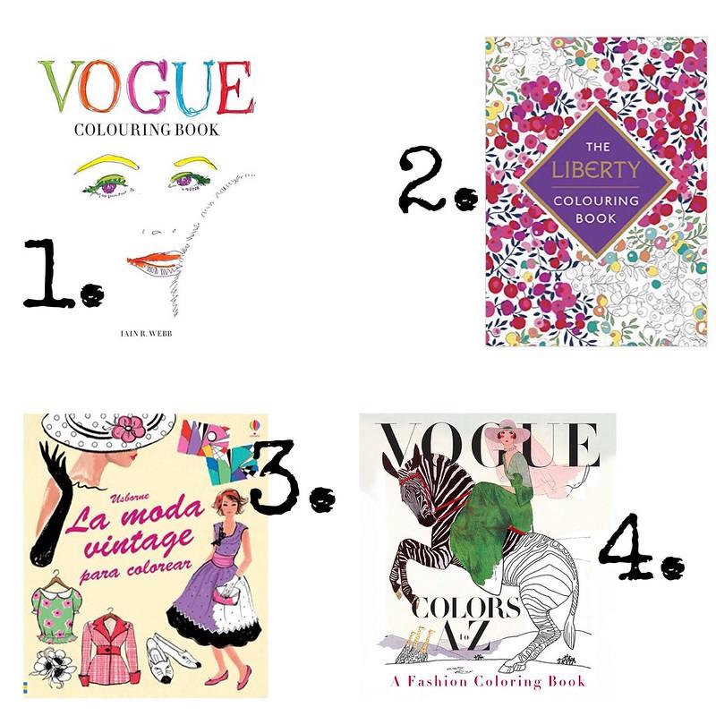 El blog de Anita: Esta navidad regala libros: Libros para colorear