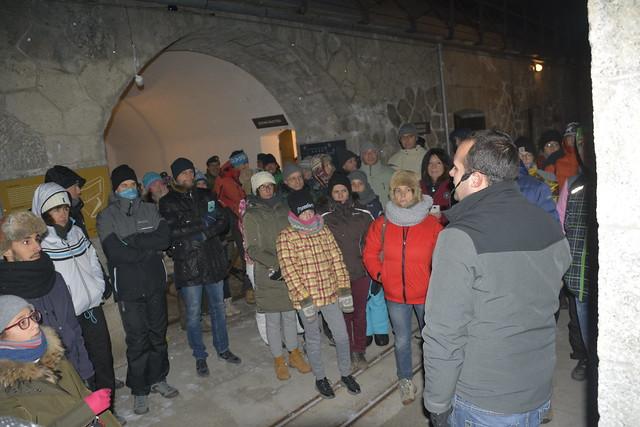 Visita al Forte di Oga