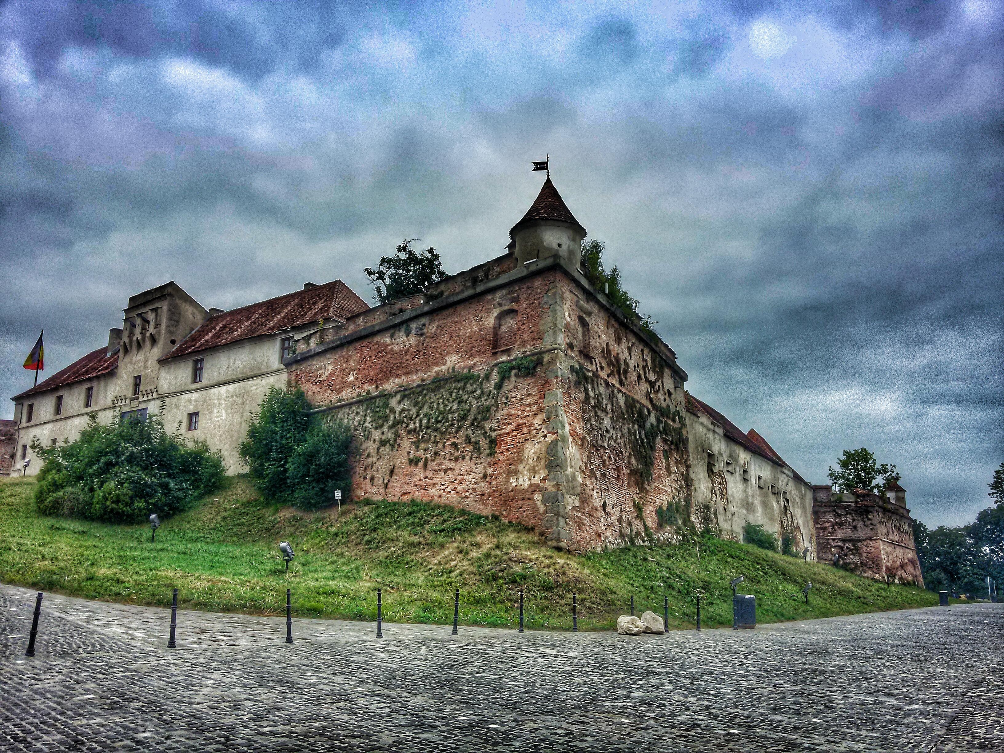 Cetatea Brasovului.