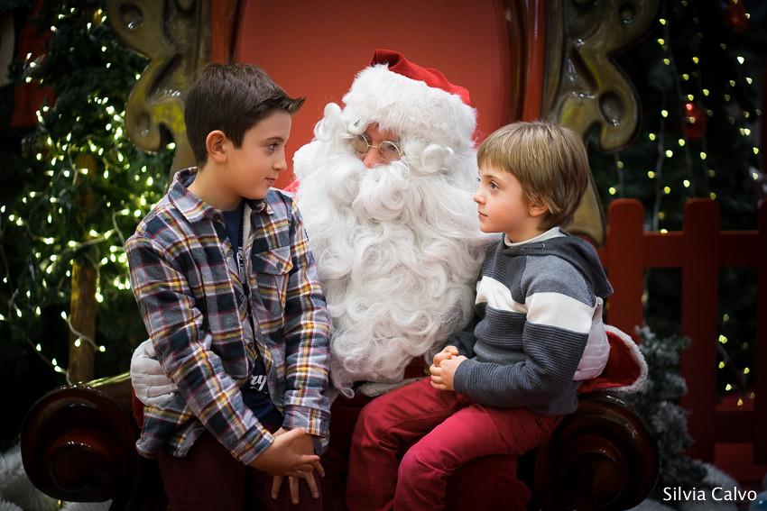 Confesiones a Santa