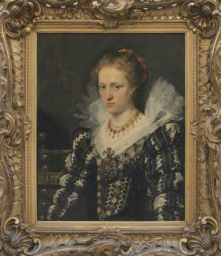 Portrait of Jacqueline Caestre, Wife of Jean Charles de Cordes, Peter Paul Rubens