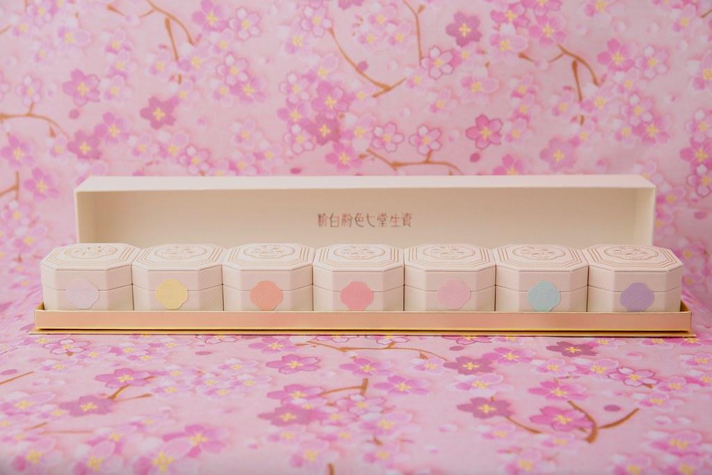 Нежная ретроспектива Shiseido 6I4A2486