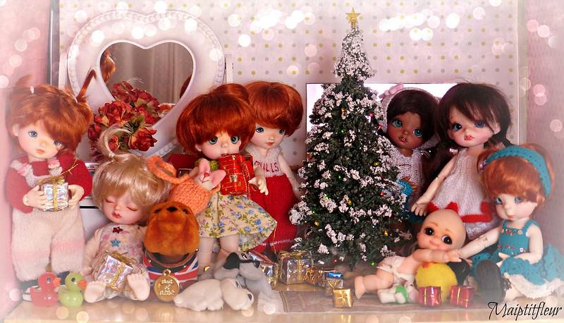Milky-Goutte-De-Lait, son Premier Noël et le Miracle.