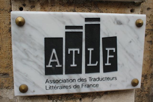 ATLF : Association des Traducteurs Littéraires de France
