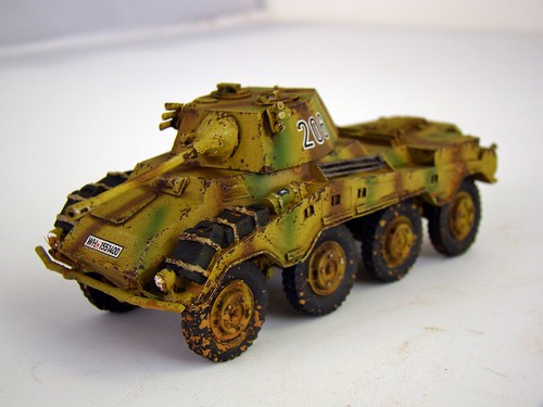 Bolt Action - German Puma & Soviet SU76