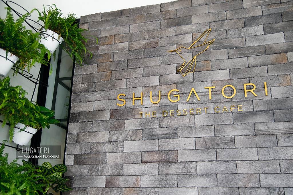 Shugatori Dessert Cafe Damansara Uptown PJ